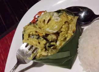 CAMBODIAN AMOUK CURRY Cambodia Travel Food Recipies khmer