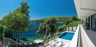 Villa Akuna Selca, Brac, Dalmatian Coast, Croatia